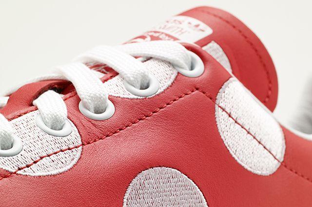 Adidas Pw Stan Smith Big Red B25399 2