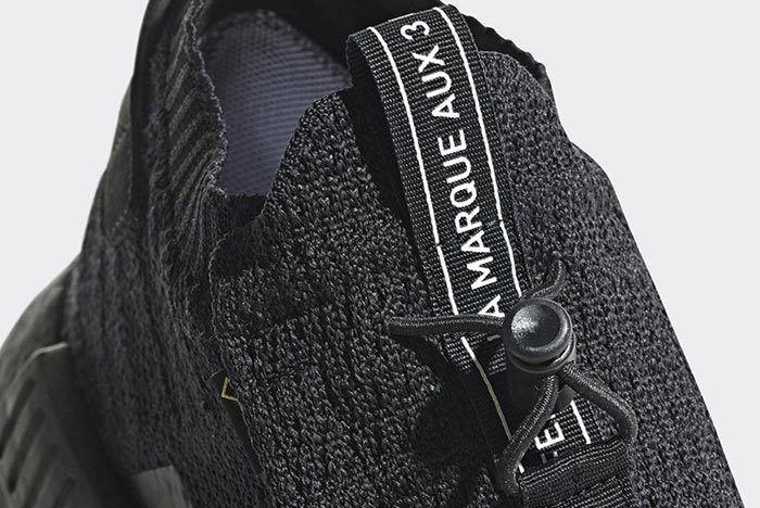 Adidas Nmd Ts1 Gore Tex Teiple Black 8