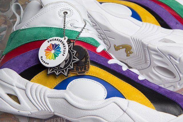Sneakersnstuff Reebok Shaqnosis Og Tribute 5