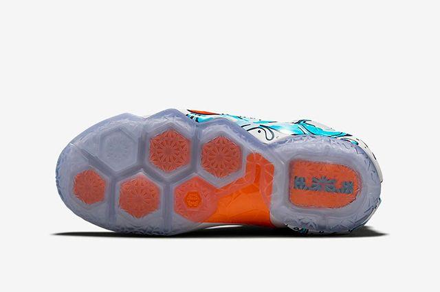 Nike Lebron 12 Gs Buckets 6