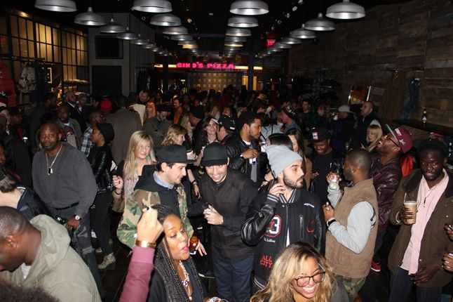 Adidas Kith Party Brooklyn Instore 1