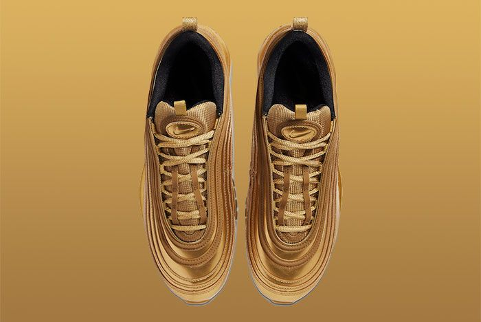 Nike Air Max 97 Gold Medal Ct4556 700 Top