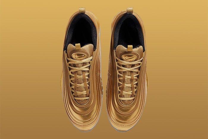 Nike Air Max 97 Gold Medal Ct4556 700 Top