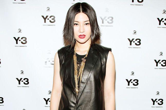 Laure Shang Yohji Yamamoto Adidas Y 3 Spring Summer 2013 1