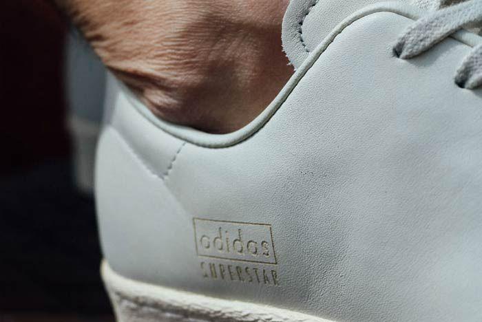 Adidas Superstar 80 S Clean White 2