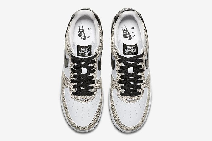 Nike Air Force 1 Low Cocoa Snake 2018 3