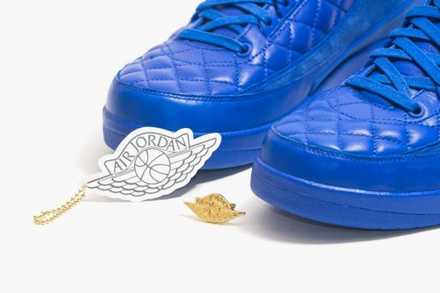 Just Don Air Jordan 2 Italian Made 4