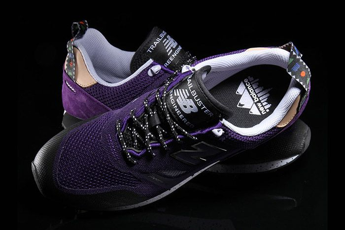 New Balance Trailbuster Reengineered Purple 3