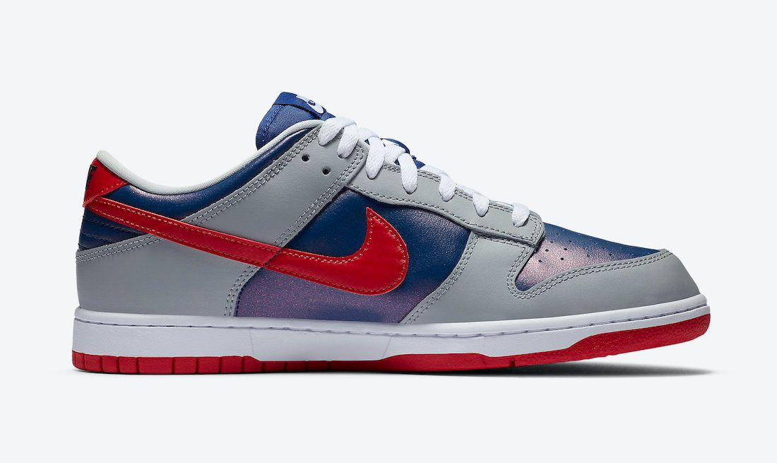 Nike Dunk Low Samba Right