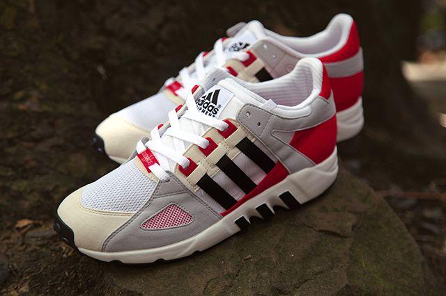 Adidas Eqt Running Guidance 93 Og Red 7
