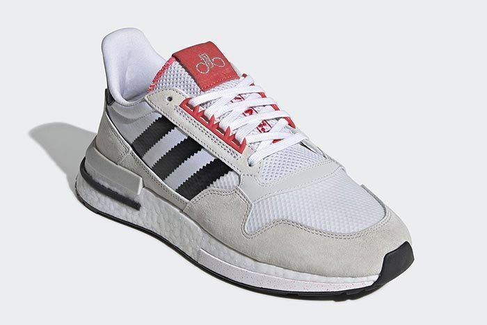Adidas Zx500 Rm Shock Red 3