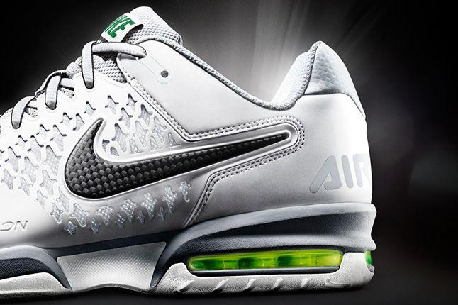 Nike Tennis Mens Cage Heel 1