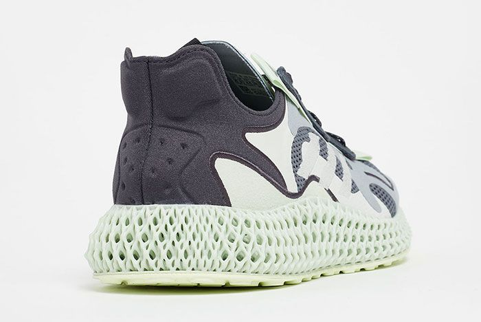 Adidas Consortium Runner 4 D V2 Eg6510 Rear Angle