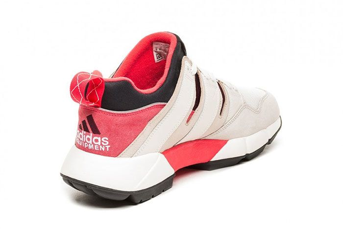 Adidas Eqt Cushion 2 Shock Red 2
