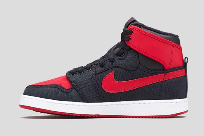 Air Jordan 1 Ko High Blackvarsity Red10