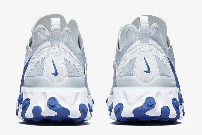 Nike React Element 55 Racer Blue 4