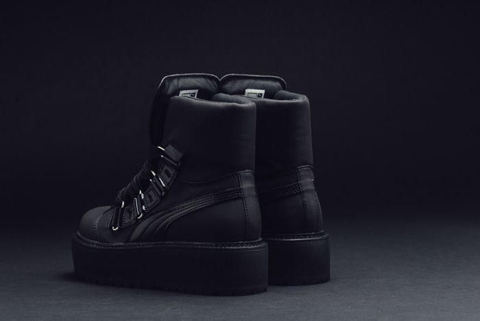 Rihanna X Puma Fenty Sneaker Boot 2
