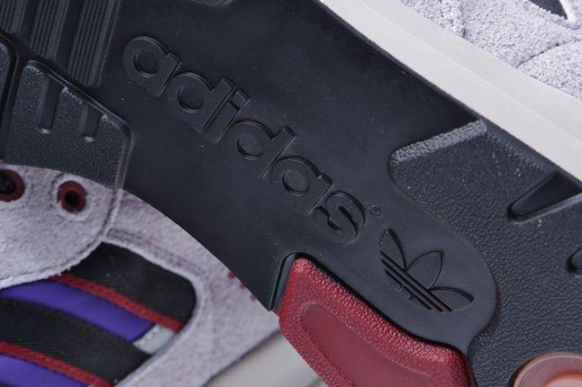 Adidas Tech Super Blast Purple Sole Detail 1