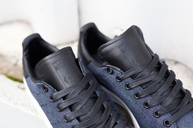 jeans with stan smith