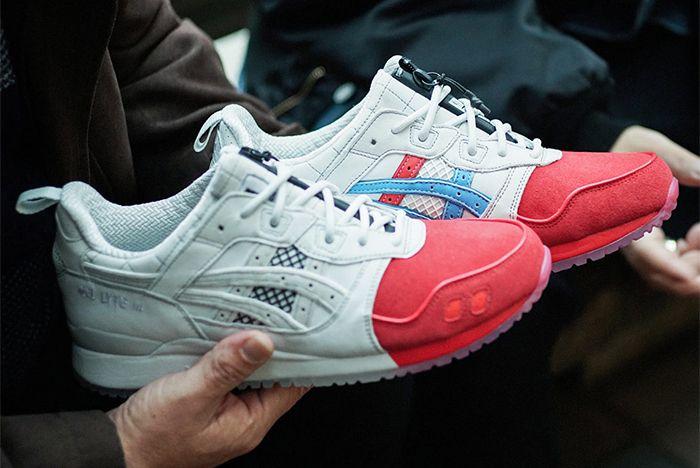 Mita Sneakers Asics Gel Lyte Iii Side