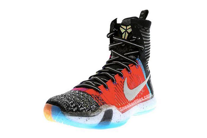 Nike Kobe 10 Elite What The7
