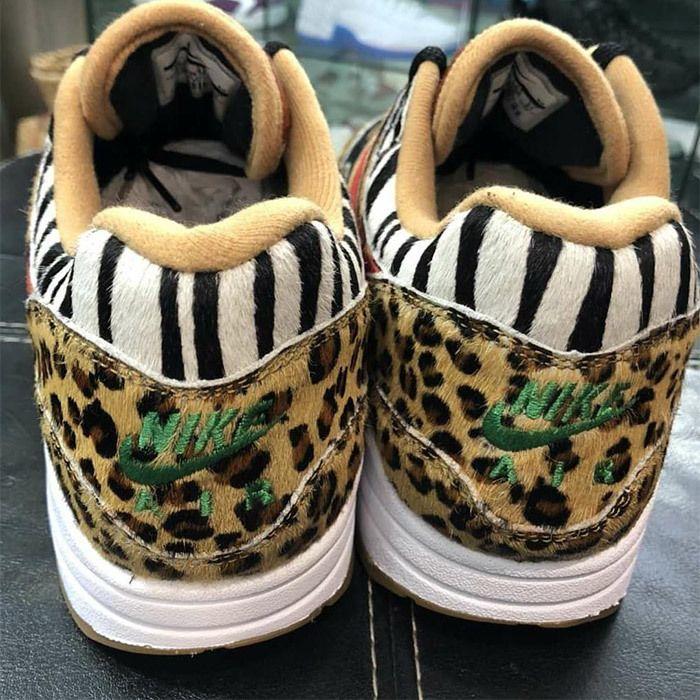 Atmos X Nike Air Max 1 Beast Pack Animal Pack 2 0 Sneaker Freaker 3