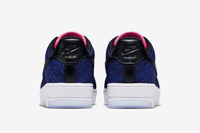 Nike Air Force 1 Ultra Flyknit Low Womens Digital Pink 4