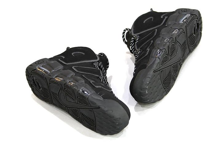 Nike Air More Uptempo Refelctive 4