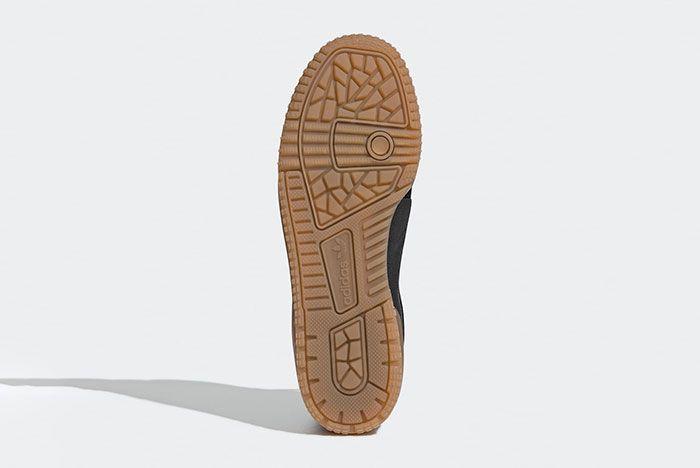Adidas Rivalry Tr Black Gum Ee8186 Sole