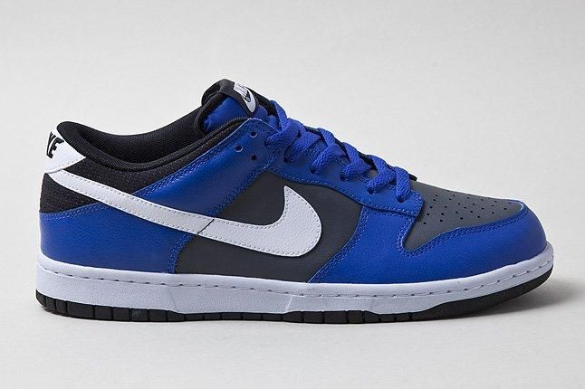 Nike Dunk Low Royal Blue Side Profile 1