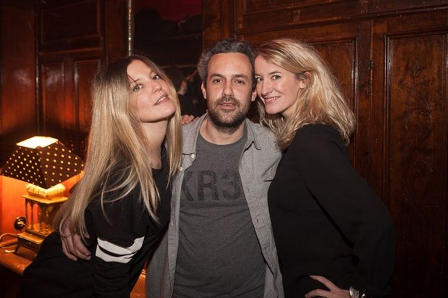 Supra Solebox Party Berlin Chloe Wilk Martin And Manu Louit And Joana Althabegoity 1