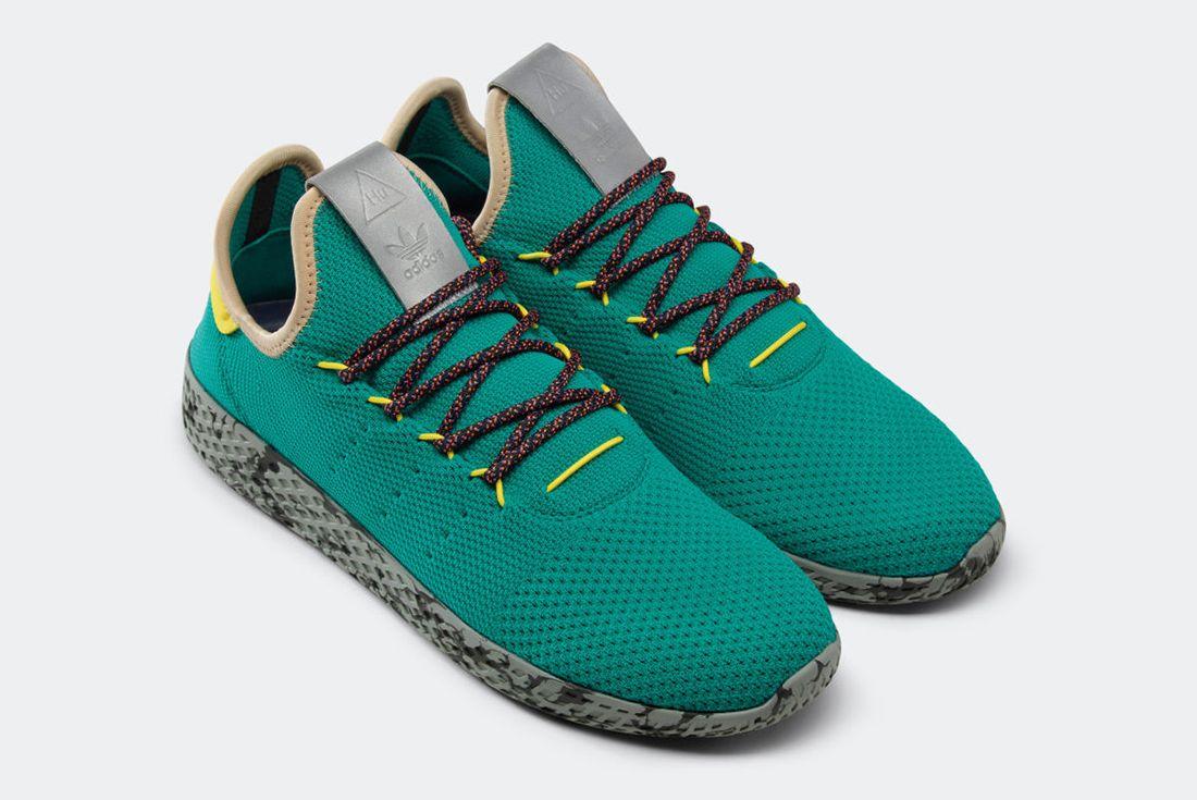 Pharrell X Adidas Tennis Hu 8