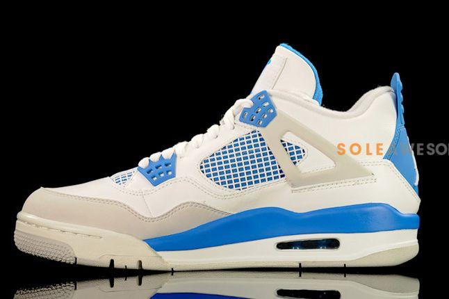 Air Jordan 4 Military Blue 03 1