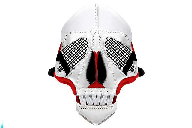 Skulls Bugs– Sneaker Art By Filfury 5