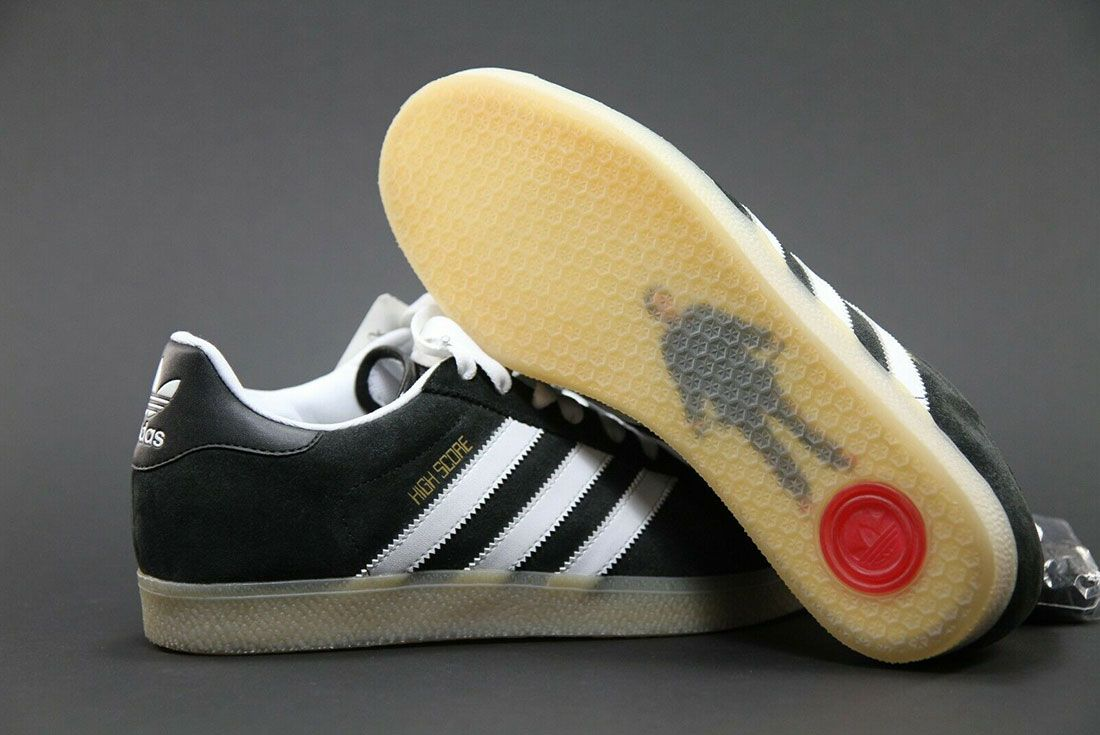 Adidas Gazelle Ea Sports Sole