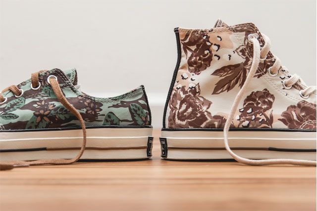 Converse Floral Pack 2