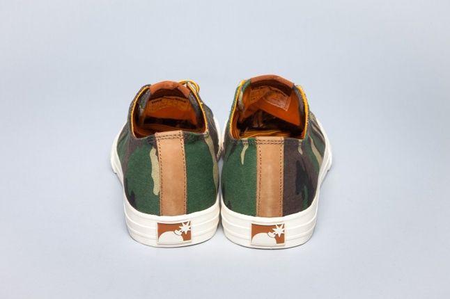Huf Valenzuela Low Camo Heel Profile 1