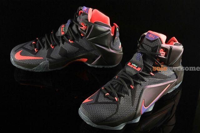 Nike Le Bron 12 Instinct 7