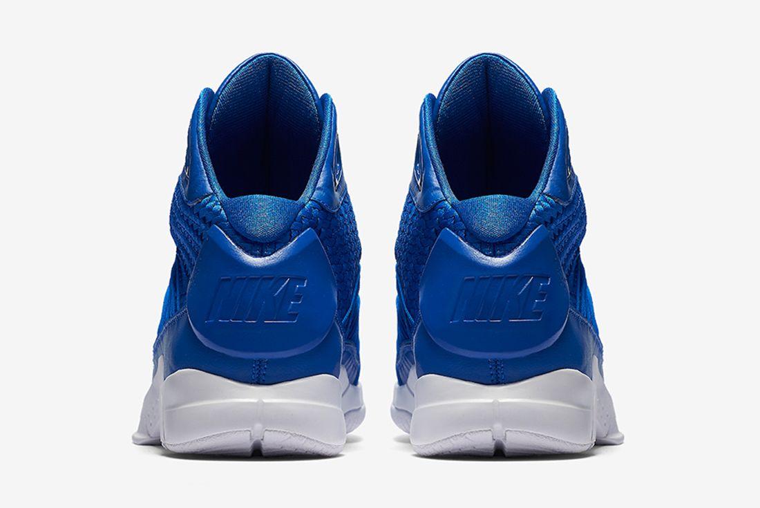 Nike Hyperdunk Lux Royal 4