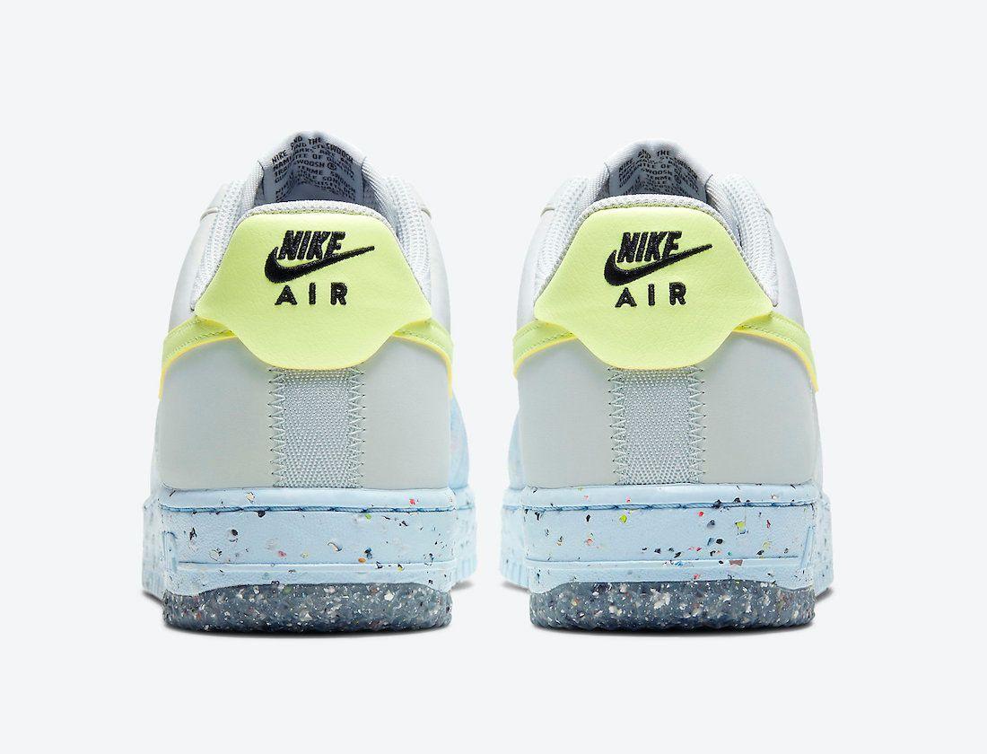 Nike Air Force 1 Crater Heel