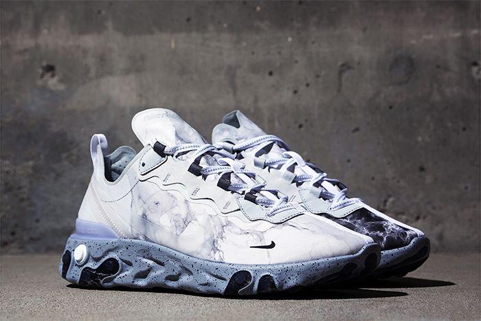 Kendrick Lamar Nike React Element Kenny 55 Cj3312 001 Release Date Hero Pair