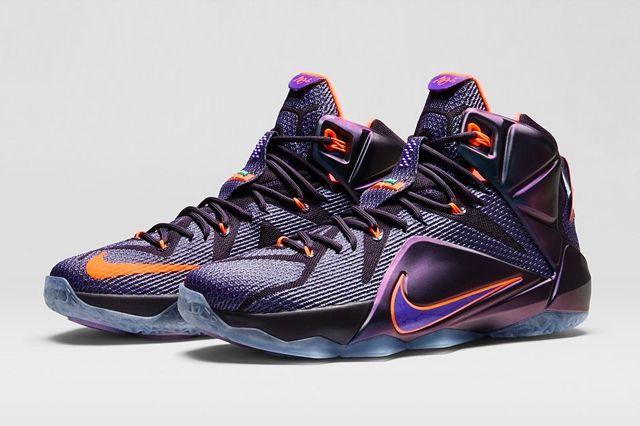 Nike Lebron 12 Instinct Bump 4