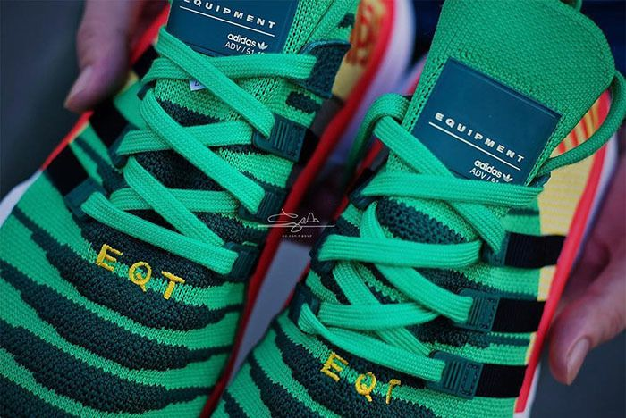 Dragon Ball Z Adidas Eqt Support Adv Shenron First Look 2