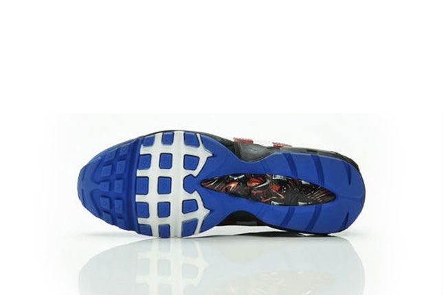 Nike Am95 Doernbecher Mike Armstrong Sole Profile 1