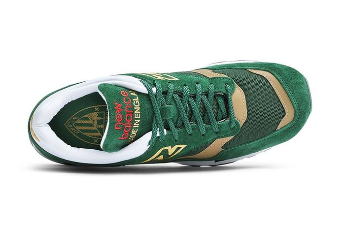 Athletic Bilbao New Balance 1500 Green 2019 Release Date Top Down