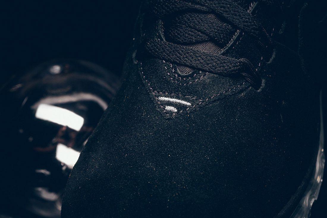 Nike Ld Zero Suede Navy Black 3