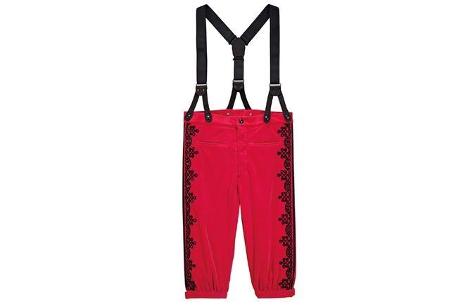 Adidas Jeremy Scott Torero Shorts 5 1