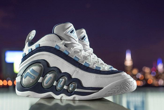 Fila Bubbles Og White Blue 3