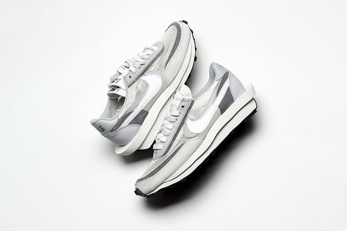 Sacai Nike Ldv Waffle First Look Bv0073 100 Release Date Pair