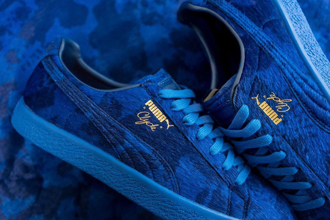 Packer X Puma Clyde Cow Suits Pack10